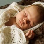Newborn Portrait Photograph