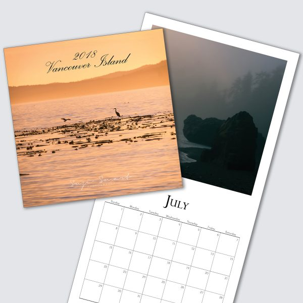 Victoria Nature Photography 2018 Calendar